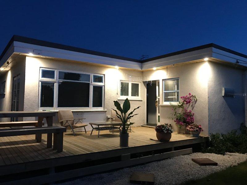 Funky 30's bungalow, location de vacances à Kaiapoi