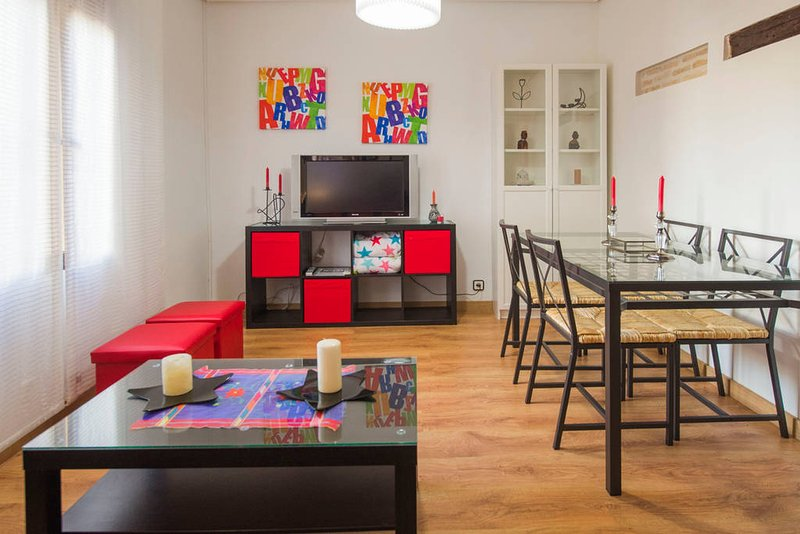 PRECIOSO APARTAMENTO TOTALMENTE REFORMADO EN PLENO CASCO HISTÓRICO DE TOLEDO, holiday rental in Arges