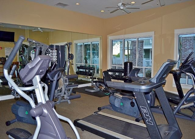 Pilot House Centro fitness