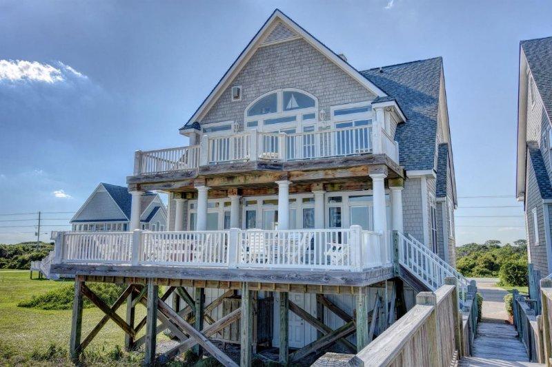 Ocean Side of Home