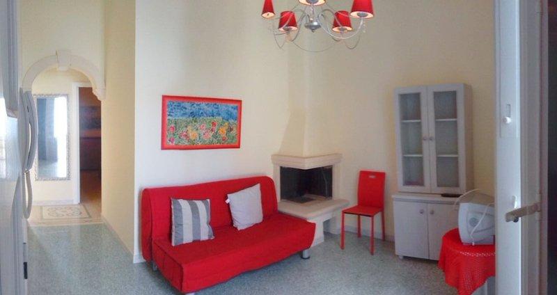 Holiday home Sorgi e Tramonta in Montersardo in Salento Puglia, vacation rental in Montesardo