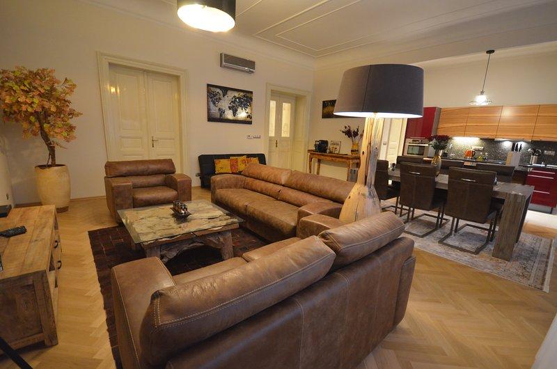 Collection Kozi - Grand Luxury Apartment, casa vacanza a Praga