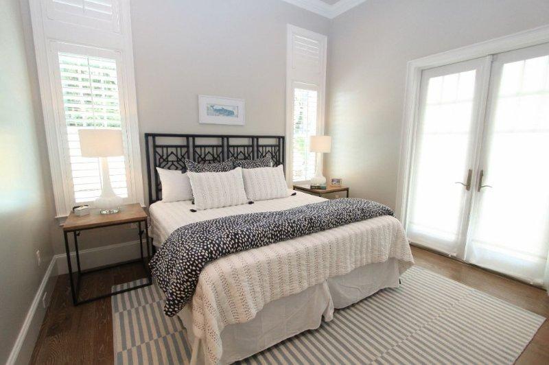 Ground Floor Master King Bedroom #1