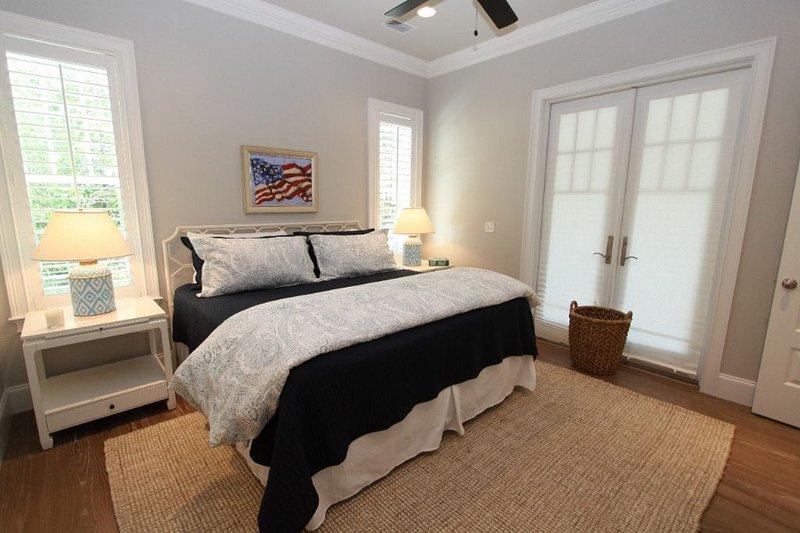 Master King Bedroom #2 on Second Floor