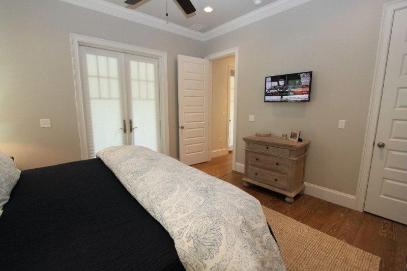 Master King Bedroom #2 Towards TV