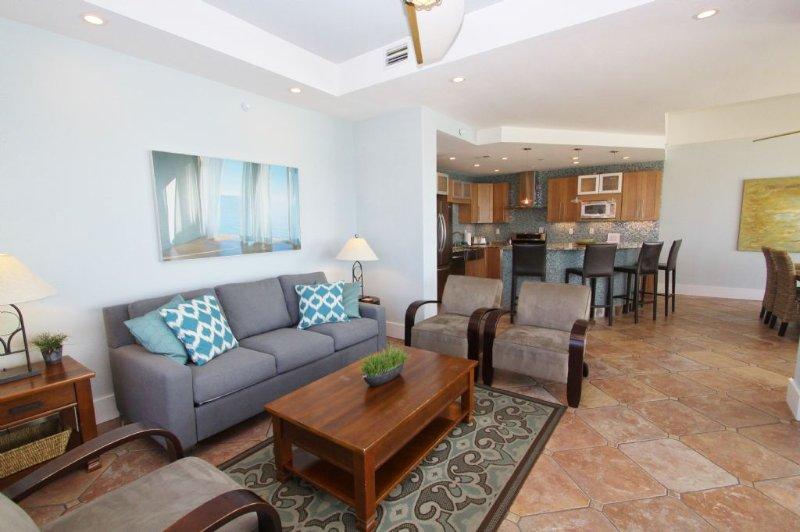 Living Room - Towards Kitchen