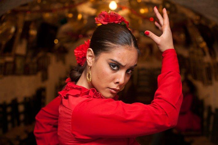 Granada es la cuna del flamenco - venir a visitarnos en el 2017!
