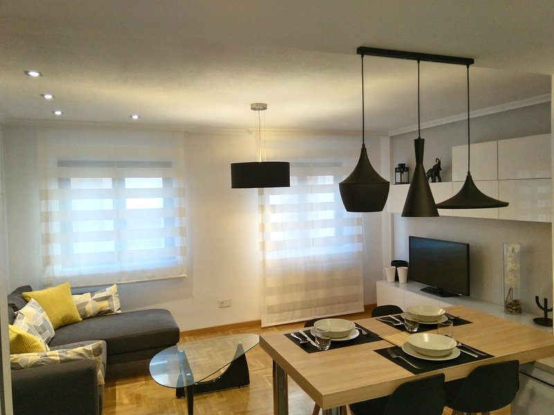 Apartamento Salamantia, holiday rental in Fuentesauco