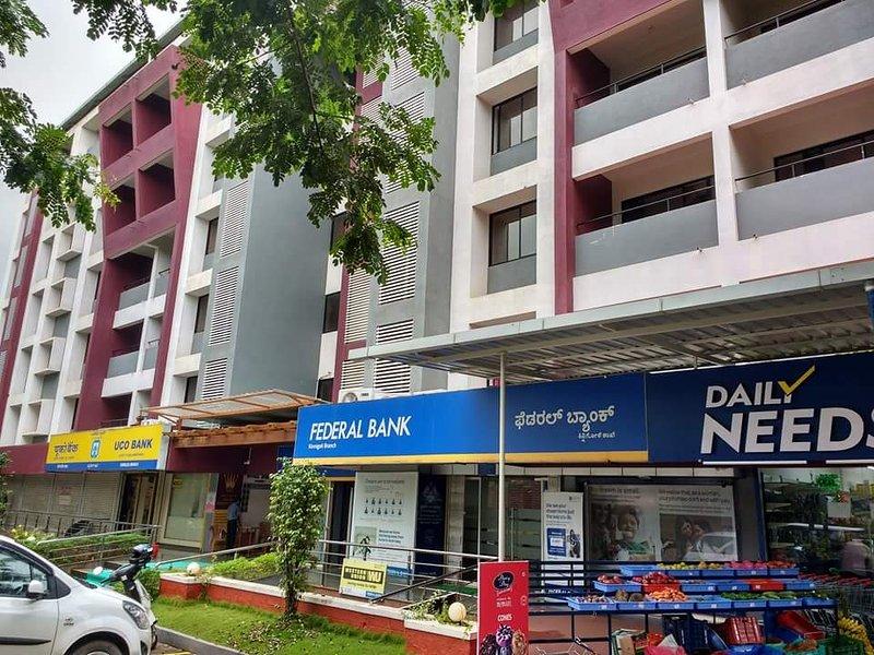 Furnished Service Apartments at Kinnigoli, alquiler vacacional en Dakshina Kannada District