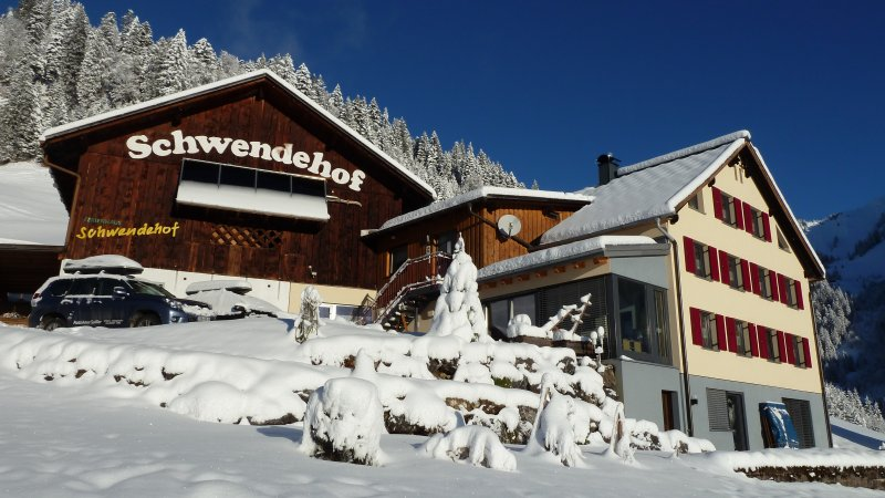 House Schwendehof