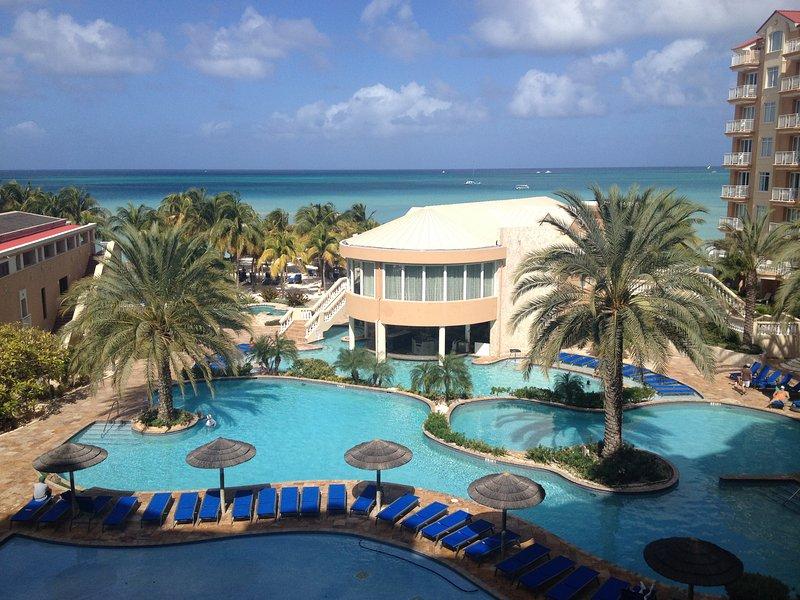 Fastastic resort, fantastic rental price for one week.