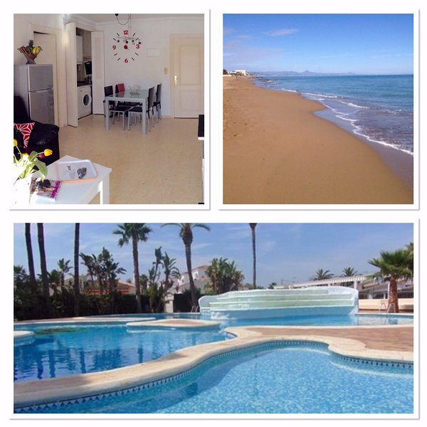 Appartement 80m plage - 2 kms Dénia