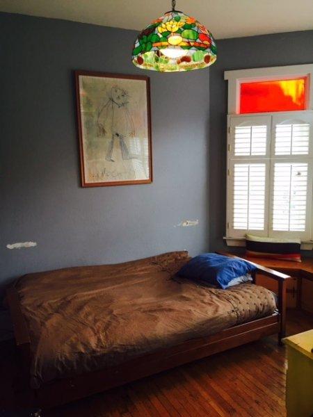 dormitorio de nivel inferior