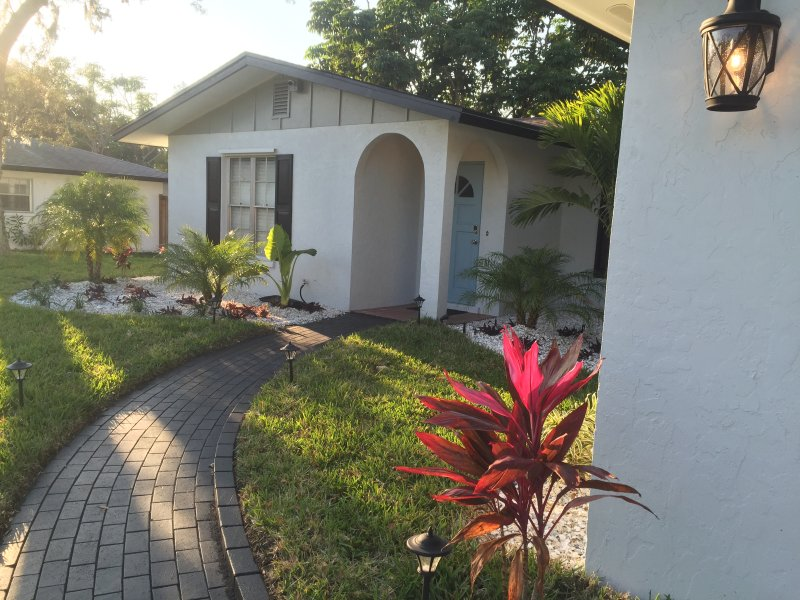New renovated 3 bedroom, 2 bath home with private pool and spa