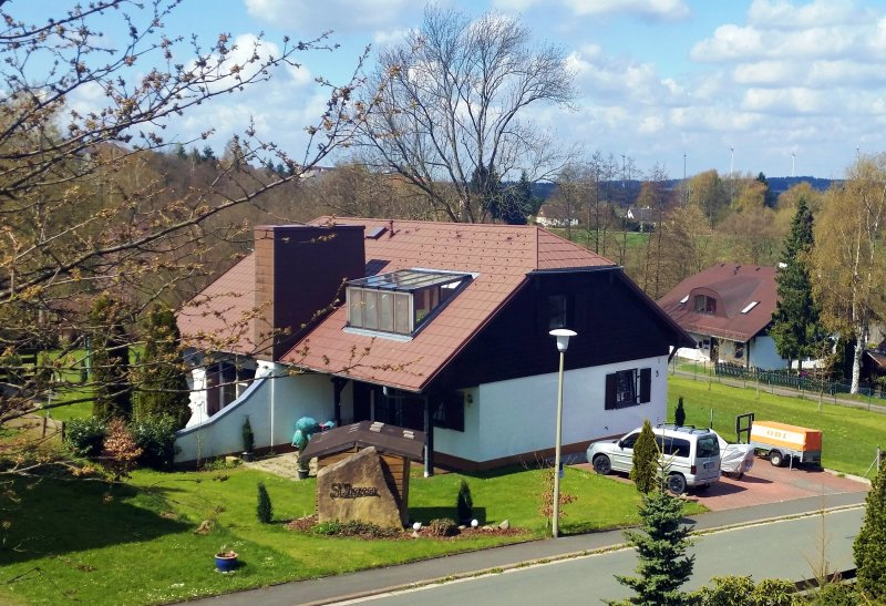 House in country style in an attractive rural location.