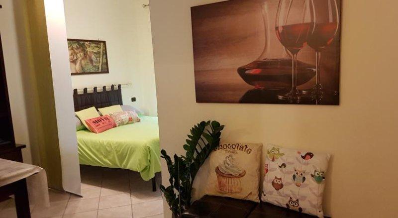 Studio Assisi ideal für ein romantisches Wochenende