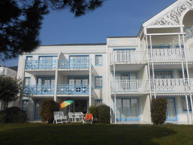 Port Bourgenay - Proche Mer, Golf et Port, aluguéis de temporada em Talmont Saint Hilaire