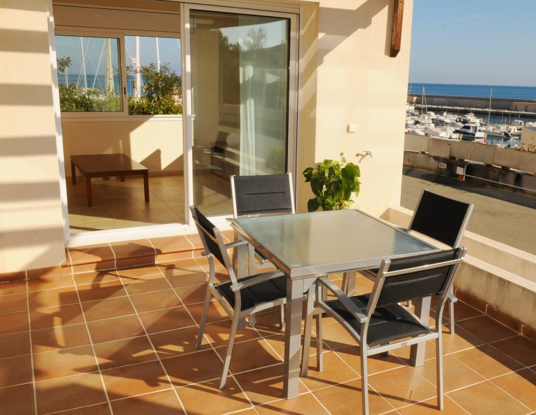 Residencial Marina del Port 4/6 pax, vacation rental in Calafat