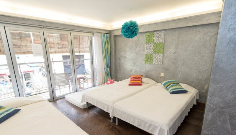 Espace Elastique 歸田園居 - Family Suite, vacation rental in Hong Kong
