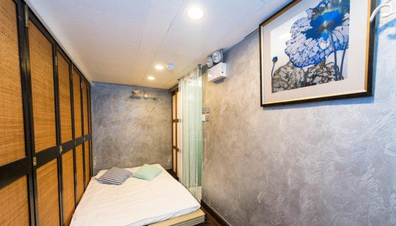 Espace Elastique 歸田園居 - Lotus Room, holiday rental in Hong Kong