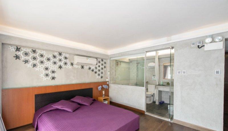 Espace Elastique 歸田園居 - Deluxe Rm, holiday rental in Hong Kong