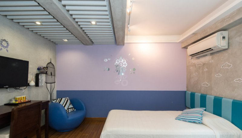 Espace Elastique 歸田園居 - Standard Room, holiday rental in Hong Kong