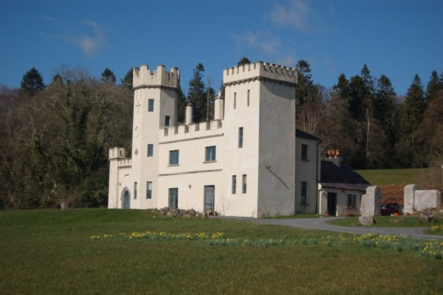 Aherlow Castle Bansha Co.Tipperary Ireland, vacation rental in Tipperary