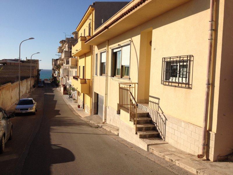 Casa vacanze Alessandro, vacation rental in Balestrate