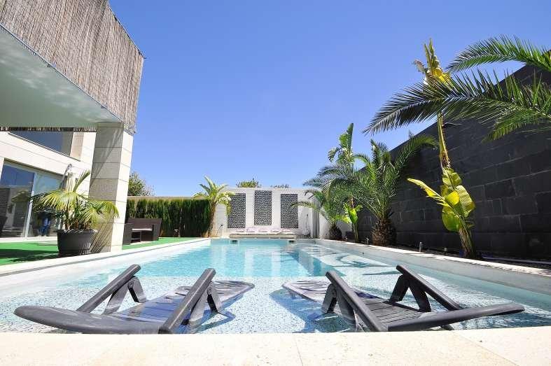 Aktualisiert 2019 Son Puig Modern Villa With Private Pool Near
