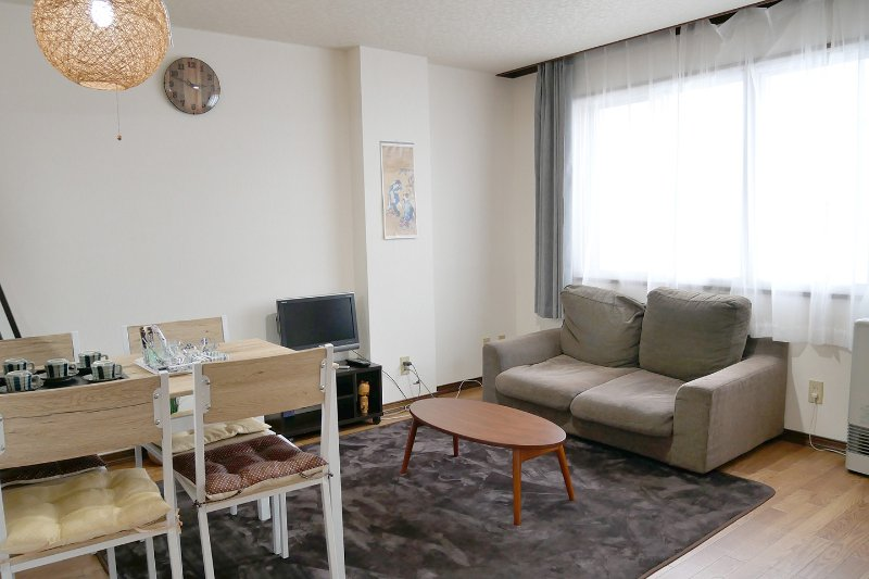 Hakodate 2bedroom cozy apartment, location de vacances à Hakodaté