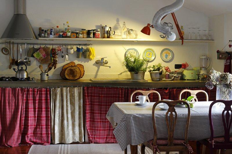 Cascina Segrino, la casa sul lago - Como, holiday rental in Sormano