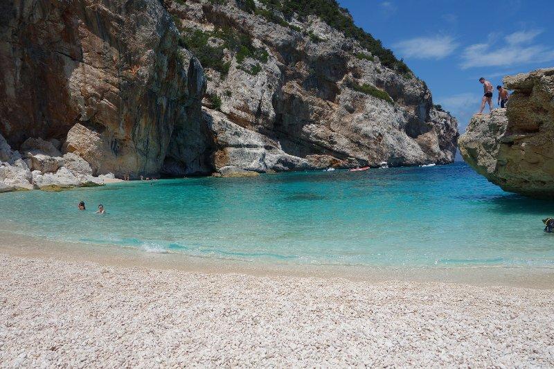 Cala Gonone mar
