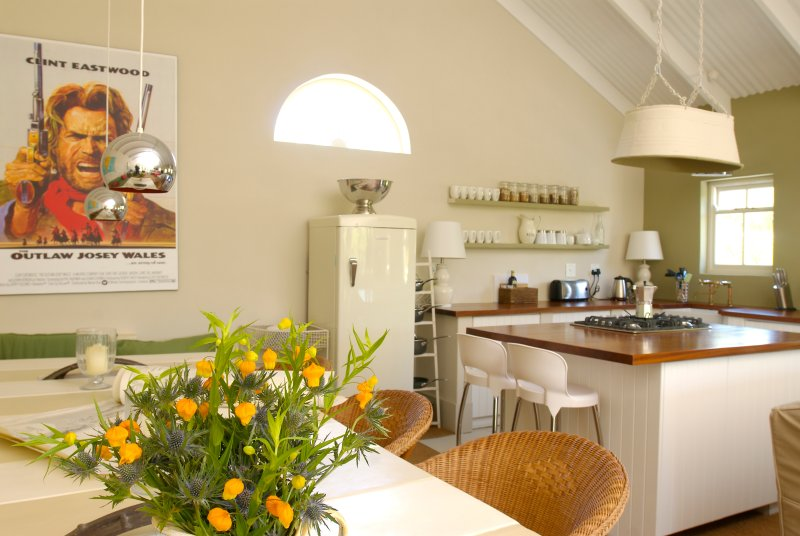 Aloe Corner - The Map Room, alquiler de vacaciones en Franschhoek