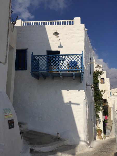 CASTLE SUNRISE, holiday rental in Astipalea