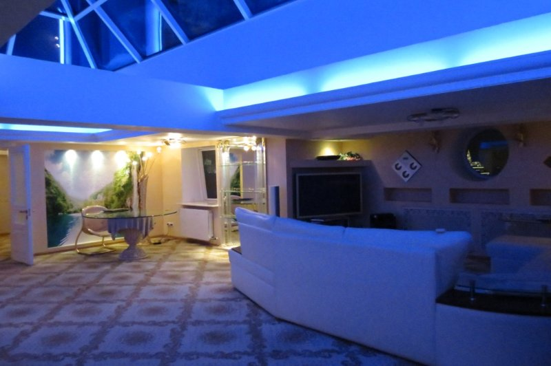Exlusive apartment with roof, holiday rental in Moscow
