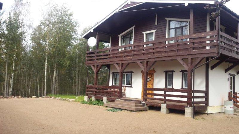 Cottage Alpiyskiy domik, vacation rental in Korobitsyno