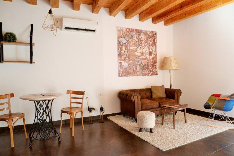 Bienvenido a tu casa / Welcome to your home