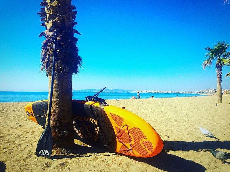 P.Faliro public beach.