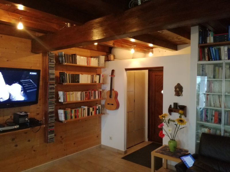 The Living Room - Entry