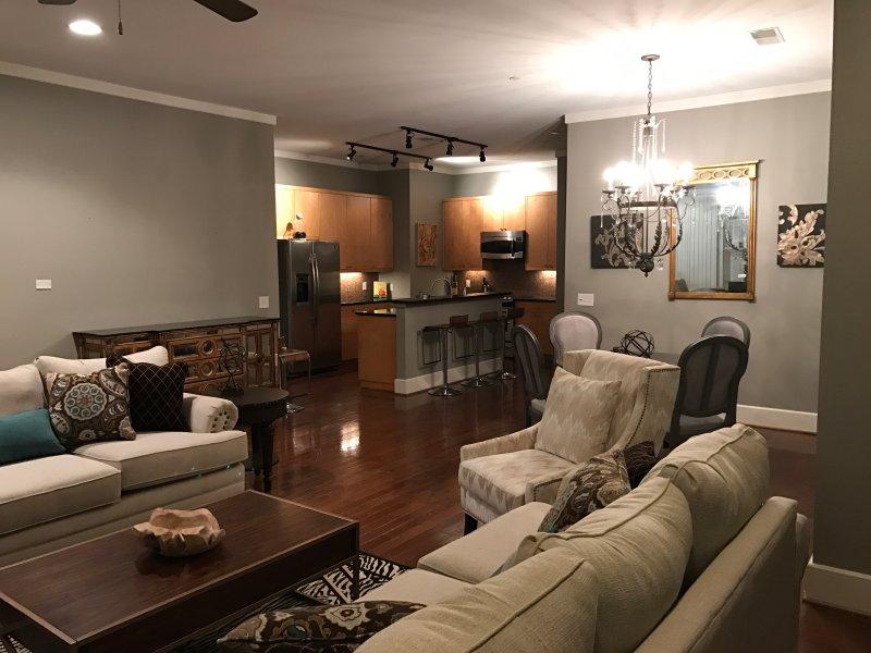 Ein Luxus-Penthouse-Loft 2 Schlafzimmer, 2 Bäder
