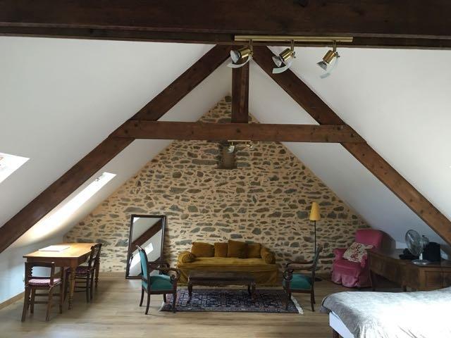 Loft in a barn by the Breton seaside, vacation rental in Saint-Benoit-des-Ondes
