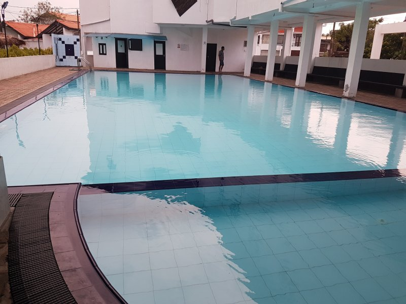 piscine (vous pouvez payer un petit prélèvement sur place pour utiliser la piscine.