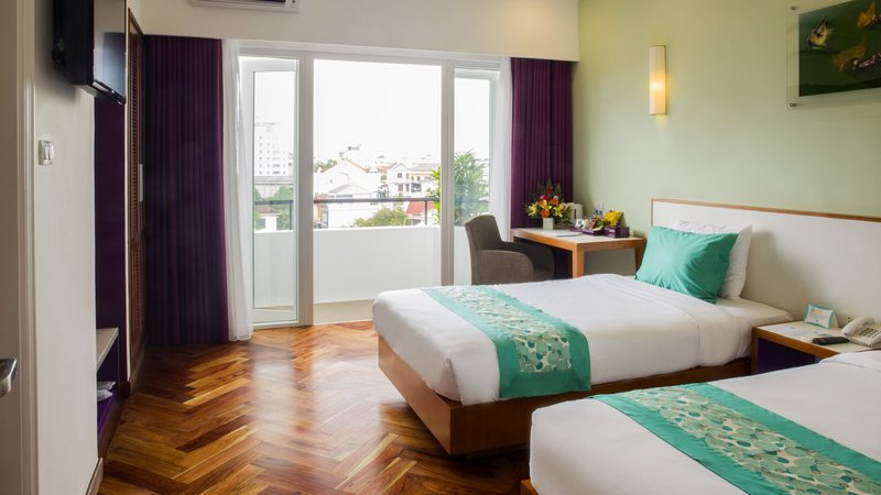 Lovely EMM Hue Hotel, holiday rental in Hue