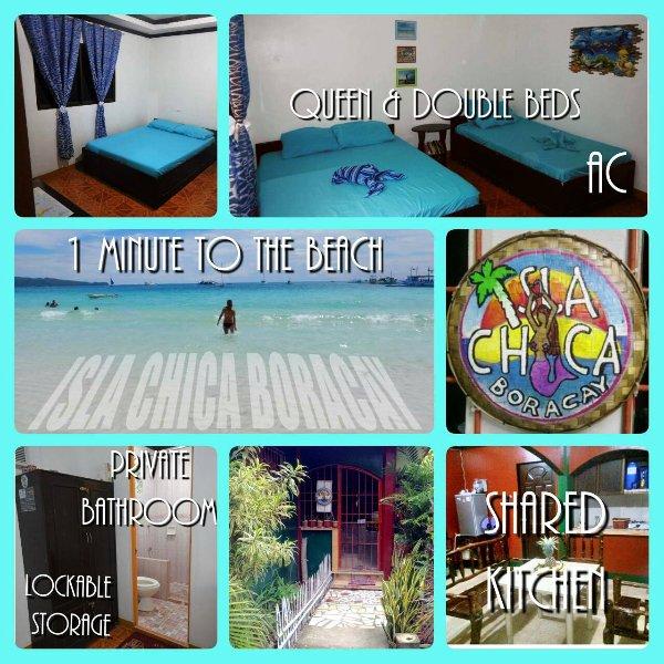 wifi forte gratis :) quota di cucina, bici auto disponibili, doccia calda! 1 minuto per spiaggia.