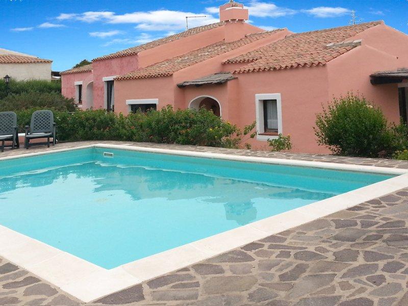 Villa Iris, Ferienwohnung in La Pedraia