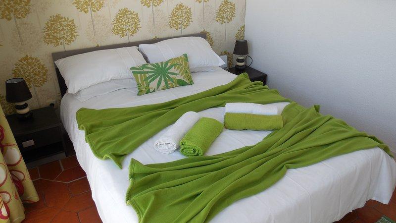 Lumineux chambre confortable