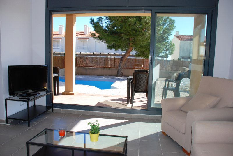 Villa Marina del Port, holiday rental in L'Ametlla de Mar
