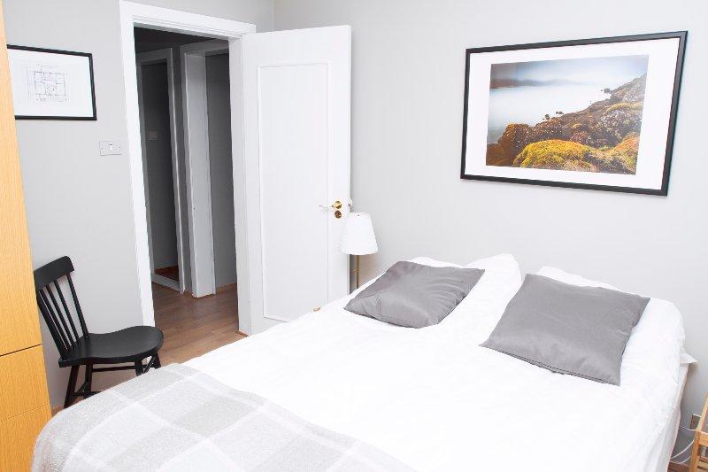 Two bedroom apartment in Akureyri center, alquiler vacacional en Región Nororiental