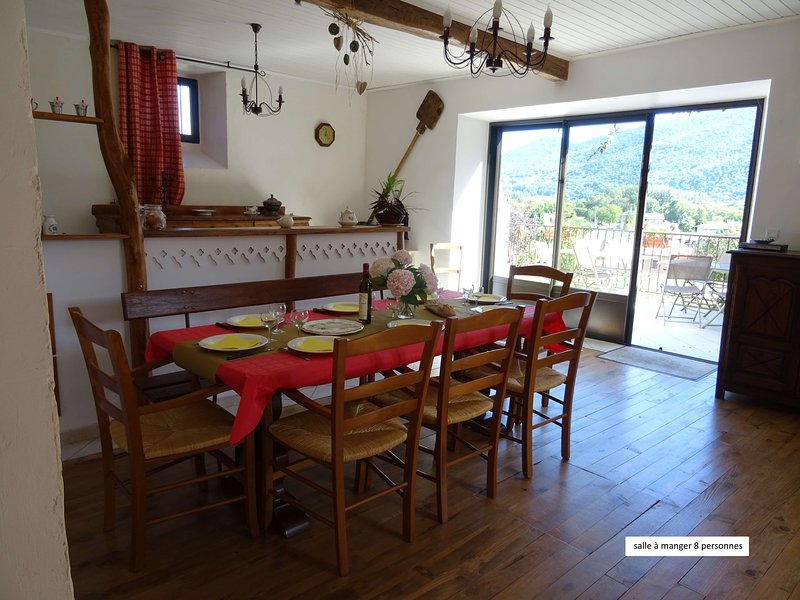 Gîte de la Toucouero, holiday rental in Siradan