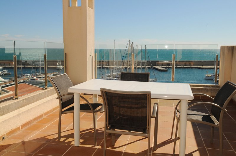 Residencial Marina del Port 31, vacation rental in Calafat